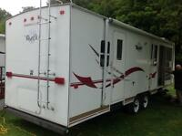 2001 Terry Travel Trailer 29ft.