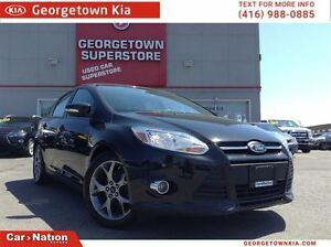 2014 Ford Focus SE ALLOY WHEELS| HTD SEATS| BLUE TOOTH| FOG LIGH