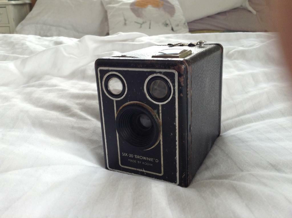 kodak old camera with film   in Carterton, Oxfordshire   Gumtree