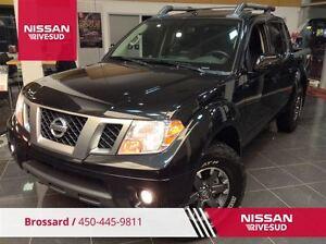2016 Nissan Frontier PRO-4X **CUIR**GPS**TOIT**NOUVEL ARRIVAGE!!
