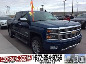 2015 Chevrolet Silverado 1500 High Country - FULLY EQUIPPED!