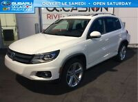 2013 Volkswagen Tiguan Highline R-Line*CUIR*TOIT PANORAMIQUE