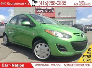 2012 Mazda MAZDA2 GX RARE COLOUR| POWER GROUP| LOW KMS| CLEAN