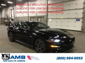 2018 Ford Mustang GT Coupe with Intelligent Access, Sync System