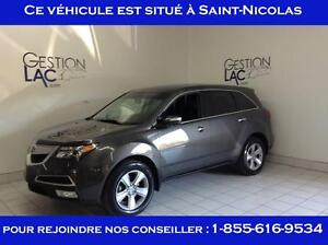 Acura Mdx Awd 7 Passagers Traction Intégrale 7 Passagers 2012