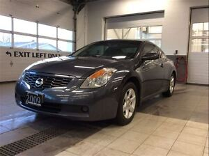 2009 Nissan Altima 2.5 S Coupe - Clean - No Accidents!