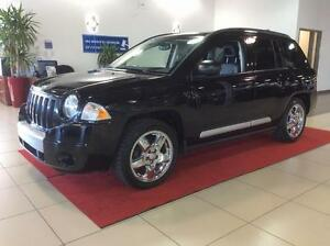 2008 Jeep Compass Limited TOIT+MAG