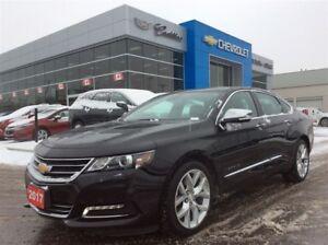 2017 Chevrolet Impala Premier | V6 | Sunroof | Rear Cam
