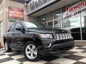 2016 Jeep Compass Sport/North | Heated seats | 4x4