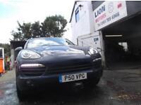 PORSCHE CAYENNE Diesel [245] 5dr Tiptronic S (blue) 2011
