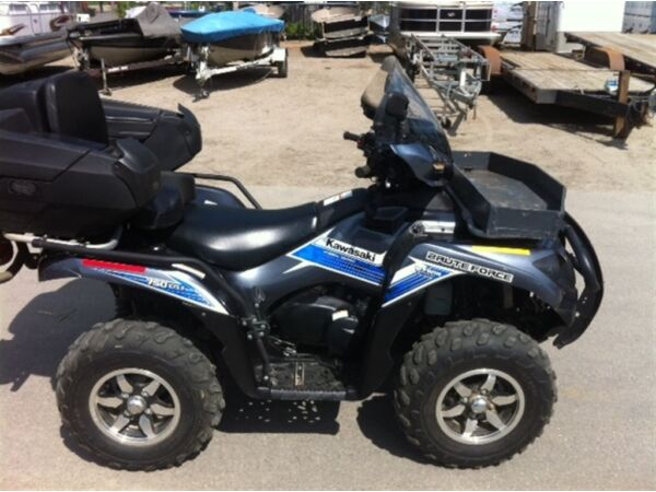 Used 2012 Kawasaki Brute Force 750 4X4i EPS SE