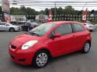 2010 Toyota Yaris CE,ONLY 66,000 KMS,AUTO,AIR,48 MPG!!!