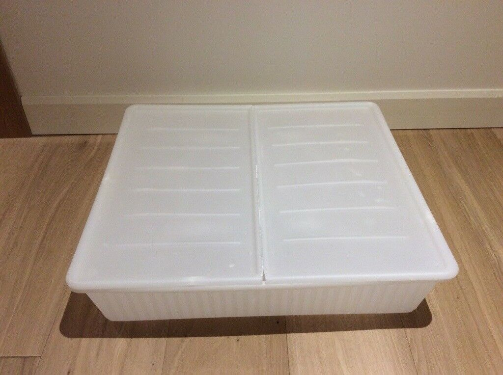 Under Bed Storage Box Ikea Dilling