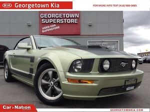 2006 Ford Mustang GT CONVERTIBLE | LEATHER | V8 5SPD | UPGRADED