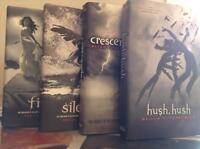 Hush Hush Saga/books
