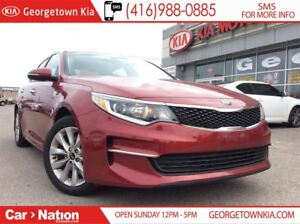 2017 Kia Optima LX+ | BACK-UP CAMERA | HEATED SEATS | ALLOY WHEE
