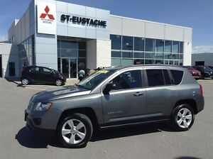 2013 Jeep Compass North **AUTOMATIQUE**4X4/AWD**AIR CLIMATISER*