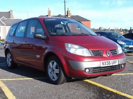 Renault Grand Scenic Dynamique VVT 7 Seater - Free Discs and Pads Included for self fitting