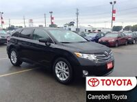 2011 Toyota Venza BRAND NEW TIRES AWD LEATHER INTERIOR AND MOON