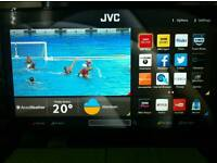 JVC 50inch Smart TV (Internet tv)