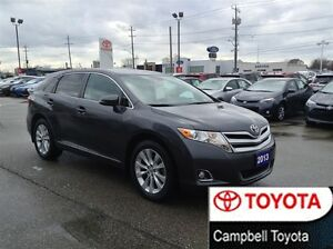 2013 Toyota Venza HEATED LEATHER--BLUETOOTH--UPGRADE PKG