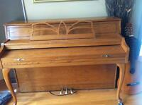 Baldwin upright piano for sale