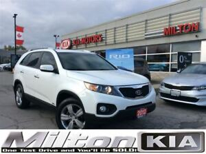 2012 Kia Sorento EX | LEATHER | BACKUP CAMERA | HEATED SEATS