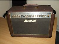 Marshall Accoustic Soloist AS50R Amplifier
