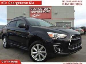2013 Mitsubishi RVR GT NAVI |LEATHER | PANOROOF | BACK UP CAM |