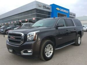2017 GMC Yukon XL SLE | 8-Passenger | Bluetooth | Rear Cam
