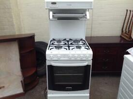 Cannon free standing gas cooker
