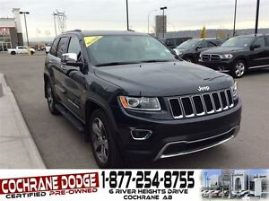 2015 Jeep Grand Cherokee Limited w/BACK-UP CAMERA AND NAVIGATION