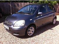 TOYOTA YARIS 1.3 VVT-i Colour Collection (blue) 2005