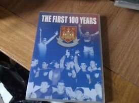 West Ham United The First 100 Years.