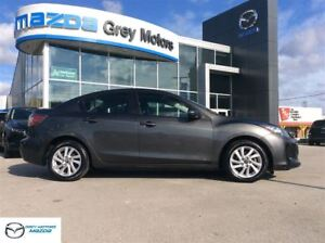 2013 Mazda MAZDA3 GX, Auto, Air, nice clean car