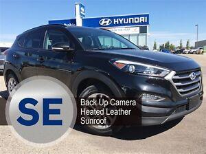 2017 Hyundai Tucson SE | Low KMs | Heated Seats