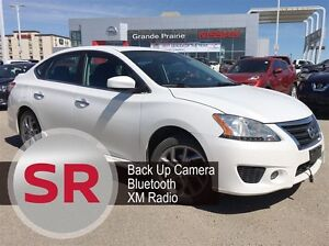 2014 Nissan Sentra SR | Low KMs | Fuel Efficient