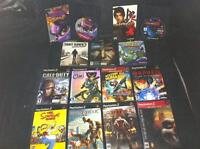 Bunch of decent xbox n ps2 titles