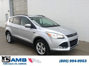 2014 Ford Escape SE 4WD with Leather Comfort Package, Power Lift
