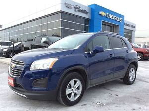 2016 Chevrolet Trax LT | AWD | Sunroof | Rear Cam