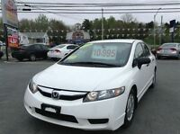 2010 Honda Civic DX-G,AUTO/AIR,KEYLESS ENTRY,ONE OWNER CAR!!
