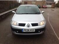 RENAULT MEGANE SL OASIS DCI 85 - DESIEL - MPG - 55/75 - ONLY £30 ROAD TAX - MOT - WARRANTY