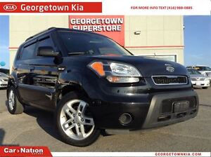 2010 Kia Soul 2.0L 2U | ONE OWNER | FULLY SERVICED | BOUGHT FROM