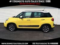 2014 Fiat 500 2 Free Air Canada Tickets Includes