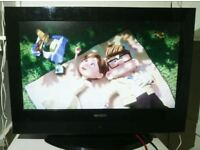 Acoustic Solutions LCD TV 26 inch FreeView DVB television CHRISTMAS PRICE