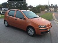 Fiat Punto 1.9 Deisel JTD 5 door hatchback