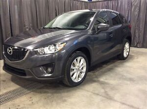 2014 Mazda CX-5 GT *Technology Package* *Leather* *AWD*