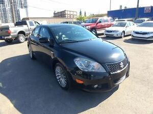 2011 Suzuki Kizashi S / AWD / LEATHER / AUTO / SUNROOF