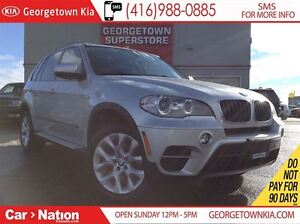 2013 BMW X5 XDRIVE| NAVI| 360 CAM| PANO ROOF| ONLY 72,320KMS