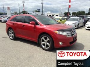 2009 Toyota Venza TOURNING--HEATED LEATHER--DUAL MOON ROOF--V6--